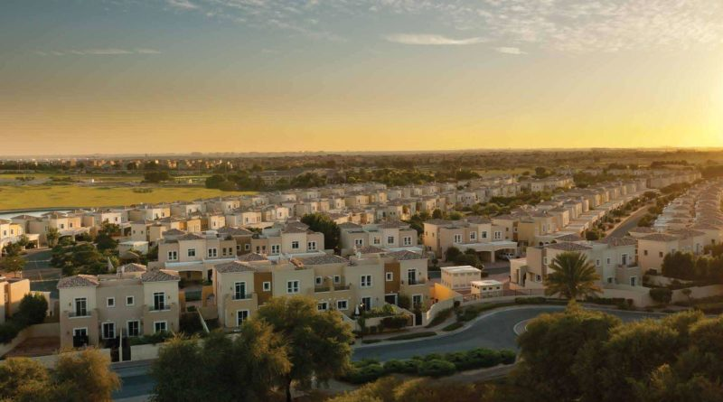 Arabian Ranches Lead the Most Suitable Communities in Dubai