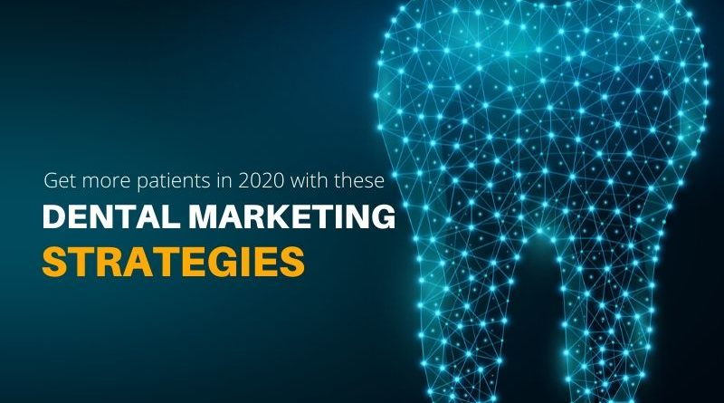 Dental Marketing Strategies