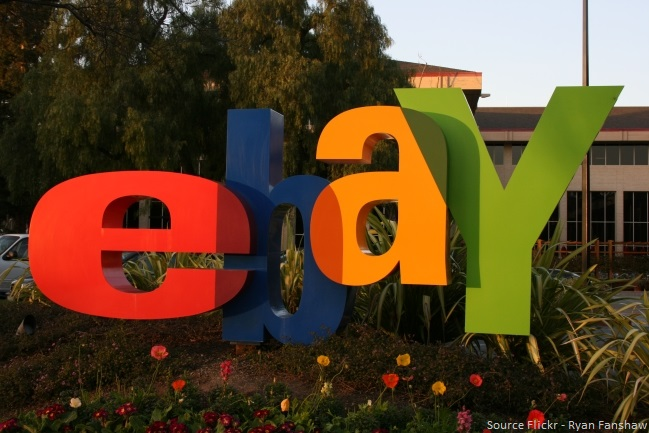 deal with second-hand products on Ebay