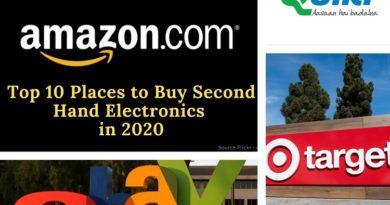 Places to Buy Second Hand Electronics