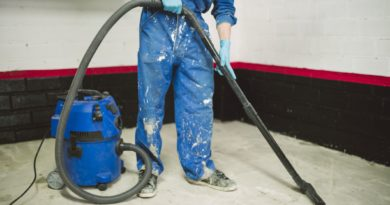 Industrial Vacuum Cleaners and Their Applications
