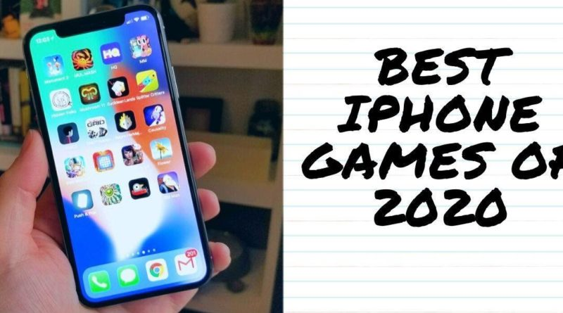 get Best iphone games of 2020: You can't afford to miss