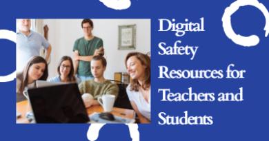 digital resources safety