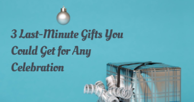 Gifts ideas for celebration