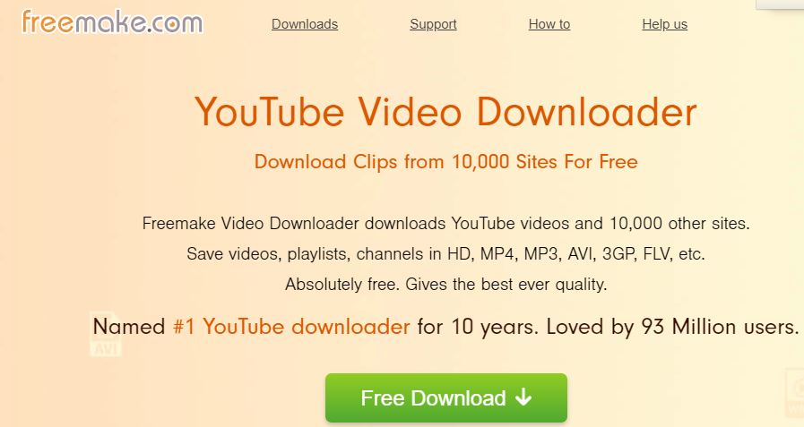free make Top Video Streaming Downloader for Gamers and Vloggers