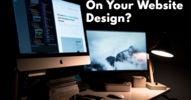 What Must Be On Your Website Design?