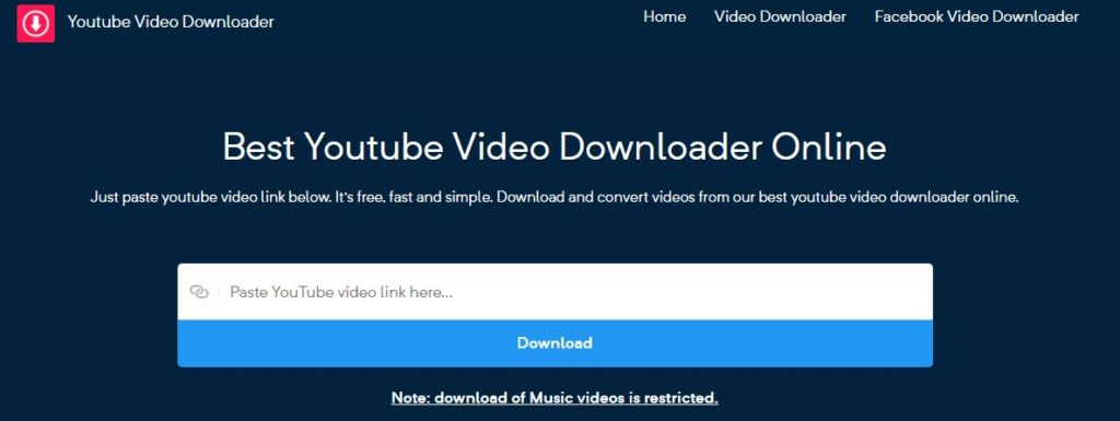 YouTube Video Downloader free Video Streaming Downloader