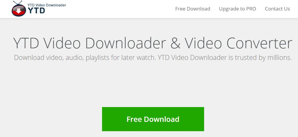 ytd downaloder free mp3 mp4 downaloder