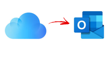 tips to Import iCloud Contacts to Outlook