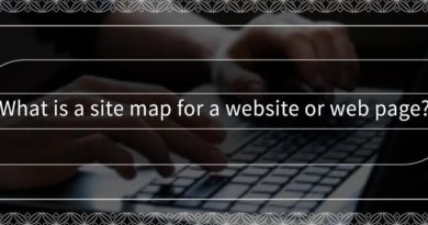 what is website sitemap and how to create it