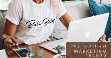 2021's Hottest Marketing Trends