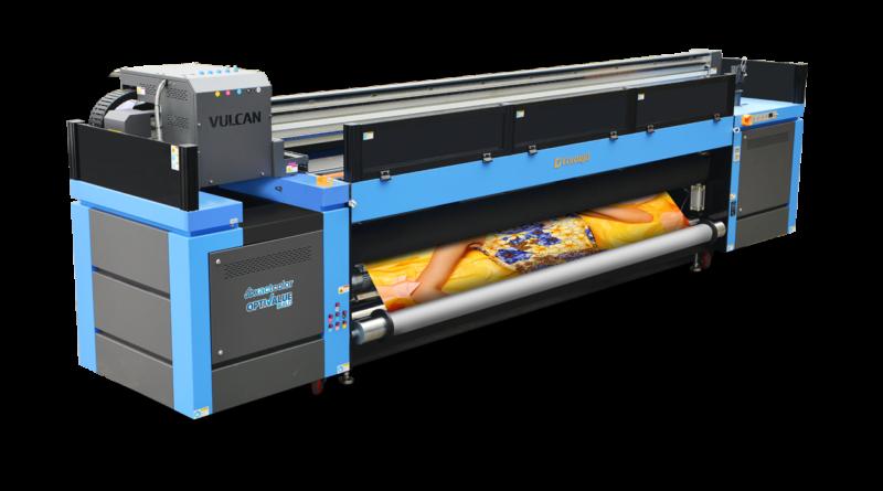wall graphics printing machine