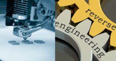 How 3d Printing and Reverse Engineering Improve Industrial Production