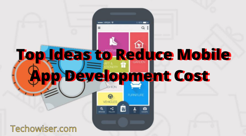 Top Ideas to Reduce Mobile App Development Cost in San Francisco