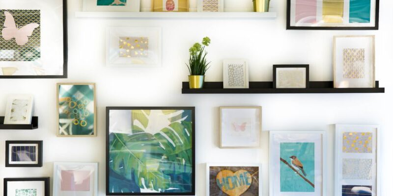 Make Your Wall Arts More Attractive
